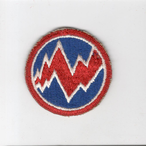 US Army 312th Logistical Command Patch Inv# H335