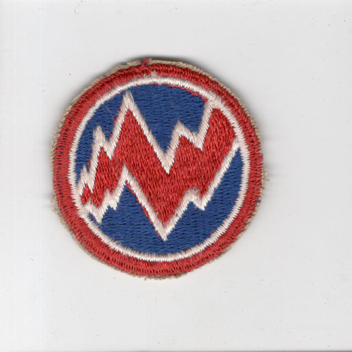 US Army 312th Logistical Command Patch Inv# H338