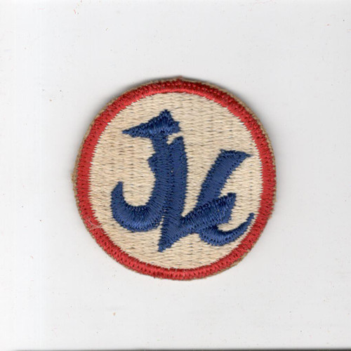 US Army Japan Logistical Command Patch Inv# H349