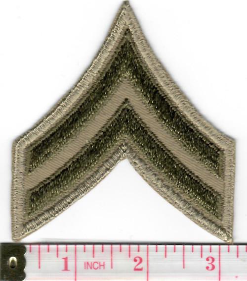 1920 - 1948 US Army Corporal Chevron Inv# W419