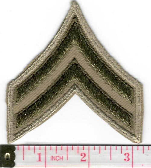 1920 - 1948 US Army Corporal Chevron Inv# W420