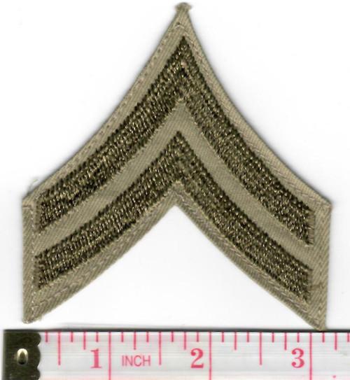 1920 - 1948 US Army Corporal Chevron Inv# W421