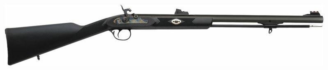 Traditions Traditions Deerhunter Rifle - Percussion .50 24 Blued/syn