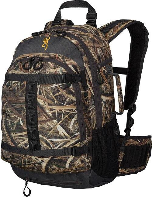 Browning Bg Blind Backpack W/gamestrap - 12w X 20h X 7d Mo-sgb less