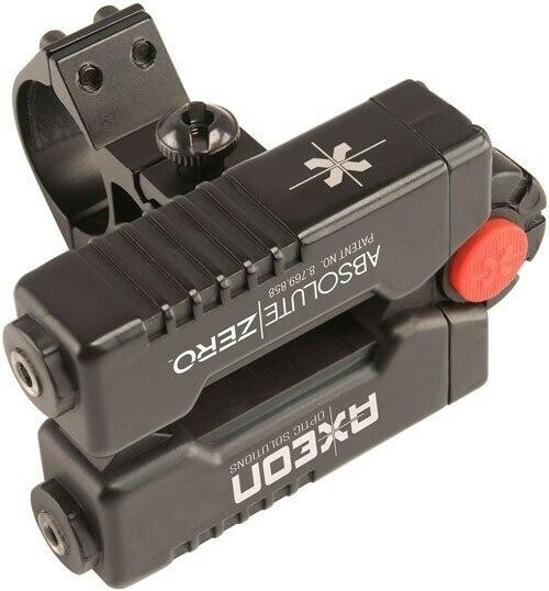 AXEON Axeon Absolute Zero Sighting - System Red Laser