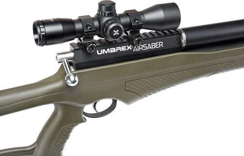 Umarex USA Umarex Airsaber Pcp Powered - Arrow Rifle W/4x32mm Scope