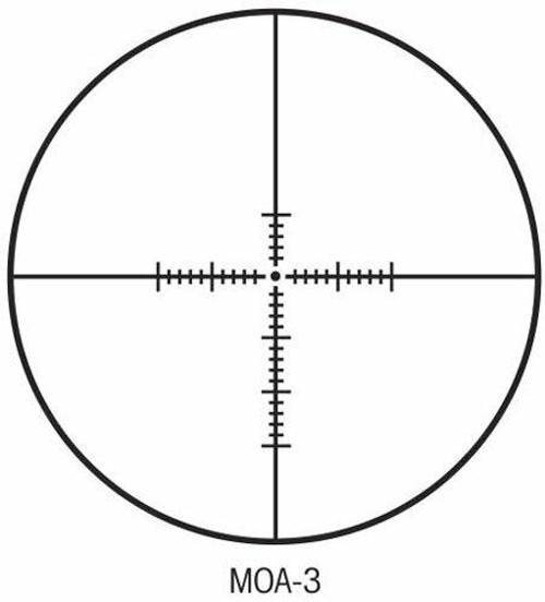 Sightron Sightron Scope S-tac 3-16x42 - Moa-3 Target Knobs 30mm Sf
