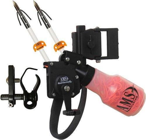 AMS Bowfishing Ams Bowfishing Retriever Pro - Combo Kit Left Hand