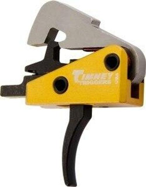 Timney Timney Trigger Ar-10 4lb Pull - Solid Small Pin