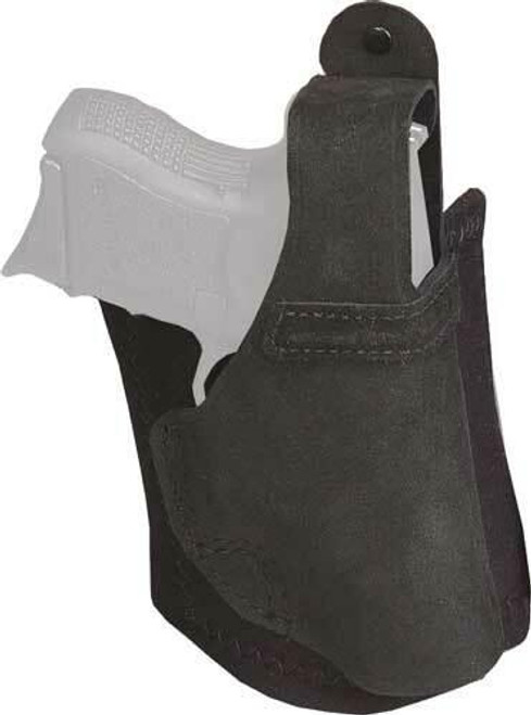 Galco Galco Ankle Lite Holster Rh - Leather Glock 192332 Black
