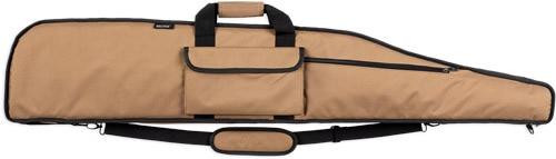 Bulldog Bulldog Deluxe Long Range Case - 55 Tan W/ Blk 2 Access Pocket