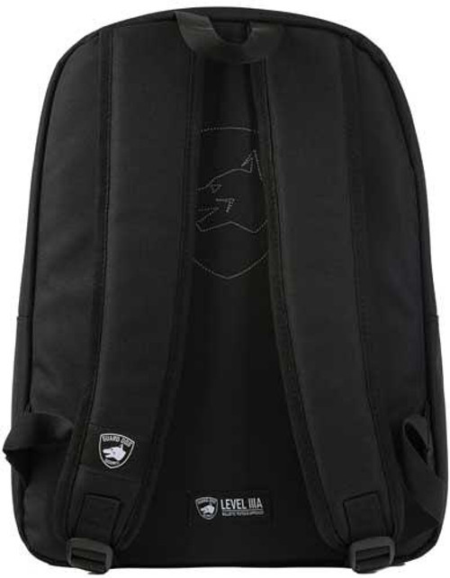 Guard dog security Guard Dog Proshield Scout - Youth Bulletproof Backpack Blk