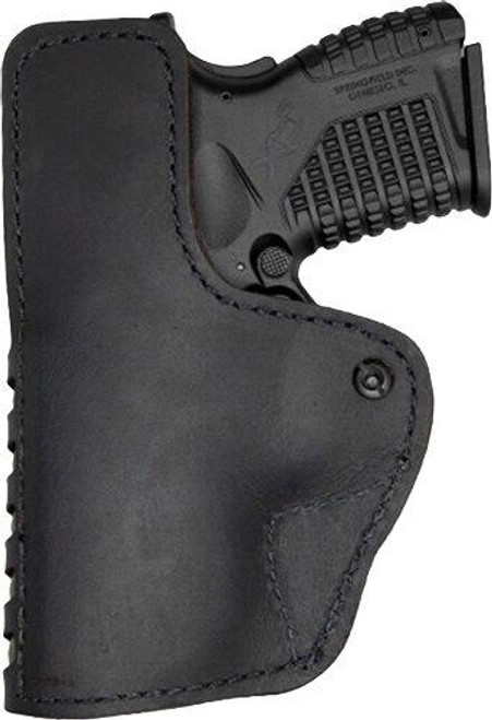 Versacarry Vc Compound Holster Iwb Kydex/ - Leather Rh 1911 Style Sz 2 Blless