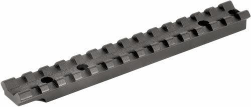 Evolution Gun Works Egw Scope Base Savage A17/a22 - Picatinny Rail