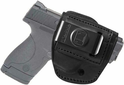 Tagua Tagua 4 In 1 Inside The Pant - Holster Sandw Shield 9/40 Blk Rh