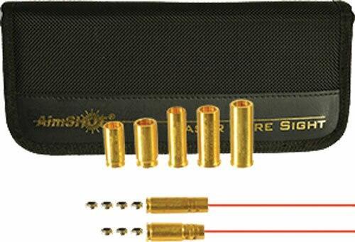 AimShot Aimshot Bore Sight 9mm/30 - Carbine and 5 Pistol Cal Arbors