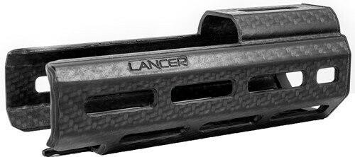 Lancer Lancer Handguard Sig Mpx 14 - M-lok Carbon Fiber