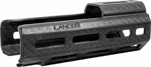 Lancer Lancer Handguard Sig Mpx 8 - M-lok Carbon Fiber