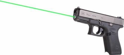 LaserMax Lasermax Laser Guide Rod Green - Glock Gen5 1919mos19x45