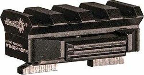 AimShot Aimshot Quick Release M-lok - Adapter W/picatinny Rail 40mm