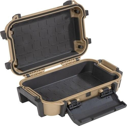 Pelican Pelican Ruck Case Large R40 - W/divider Tan Id 7.6x4.7x1.9