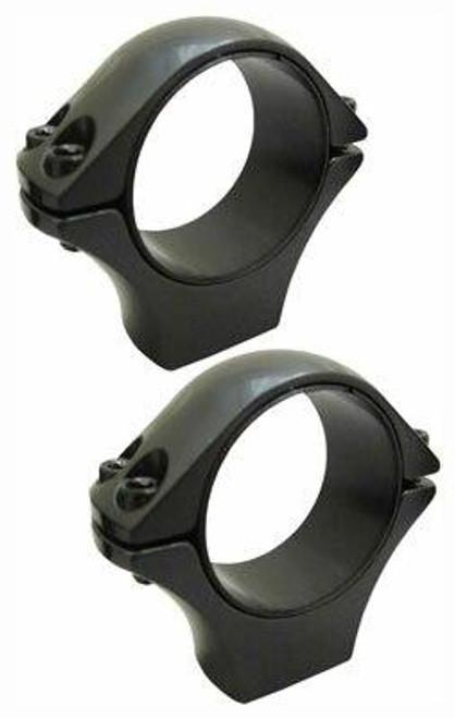 Sako-Tikka Sako Optilock Rings - 30mm Tube High Black