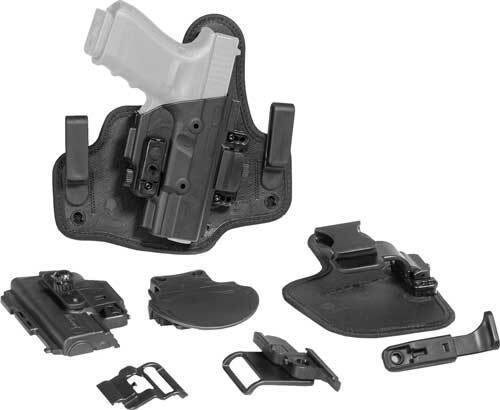 Alien gear Alien Gear Shapeshift Core Car - Pack Rh Glock 262733 Black