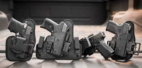 Alien gear Alien Gear Shapeshift Core Car - Pack Glock 48 Black