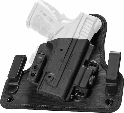 Alien gear Alien Gear Iwb Shapeshift - Holstr Rh Sig P365 Black