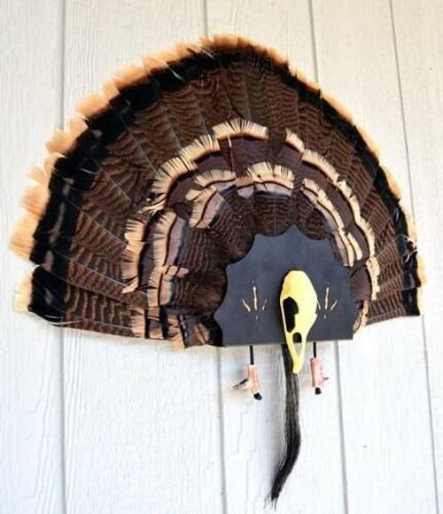 Do All Traps Do-all Turkey Tail Mount Kit - Iron Turkey