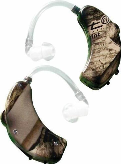 Walkers Walkers Game Ear Ultra Ear Bte - Hearing Enhancement 2pk Camo