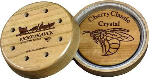 Woodhaven Calls Woodhaven Custom Calls Cherry - Classic Crystal Friction Call