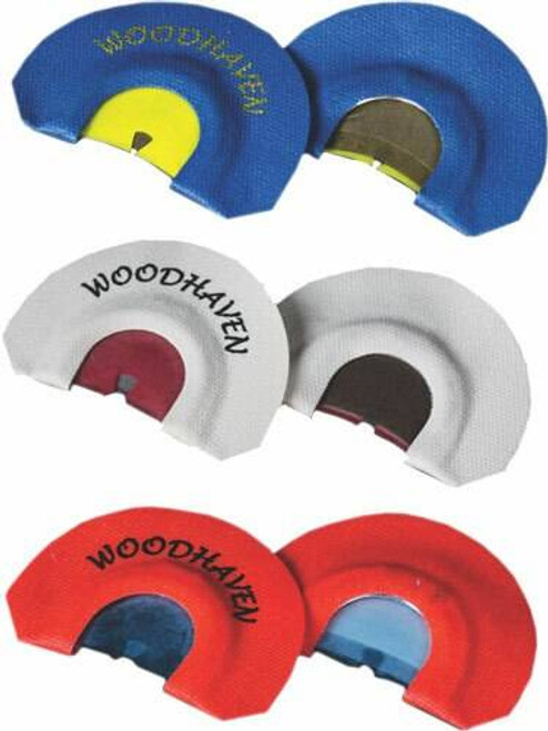 Woodhaven Calls Woodhaven Custom Calls Ghost - Series 3-pack Mouth Calls