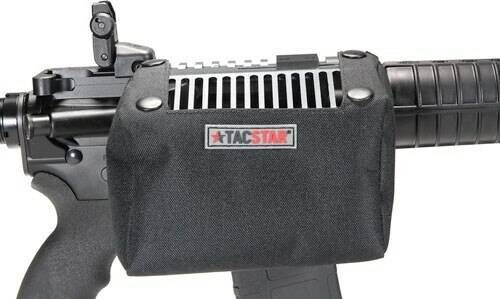 Tacstar Tacstar Brass Catcher For Ar15 - With Picatinny Rail Mount
