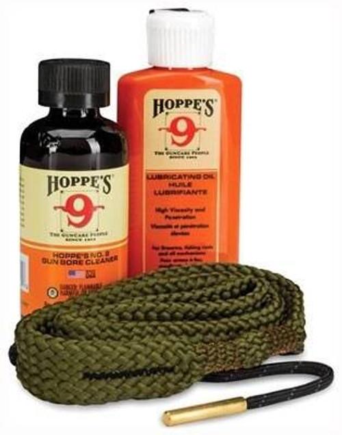 Hoppes Hoppes 1.2.3 Done .44/.45 - Caliber Pistol Cleaning Kit