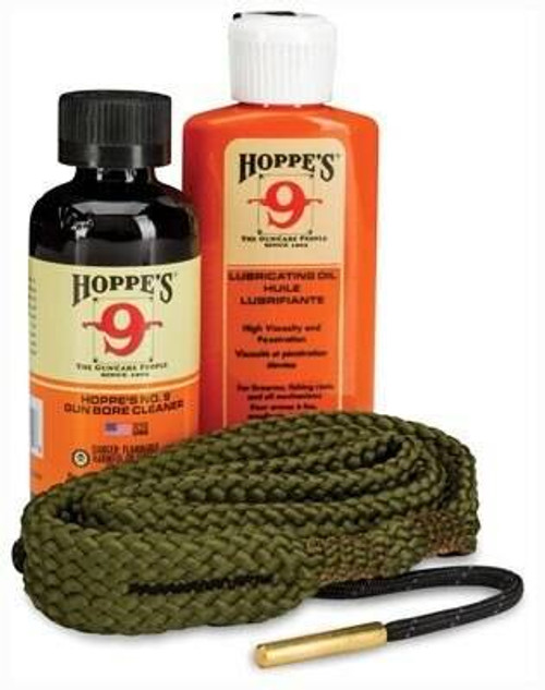 Hoppes Hoppes 1.2.3 Done .22lr/5.56 - Rifle Cleaning Kit