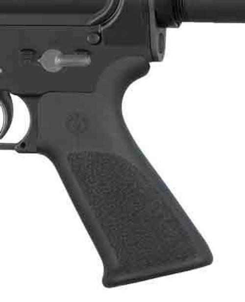 Hogue Hogue Ar-15 Beavertail Grip - No Finger Grooves Black