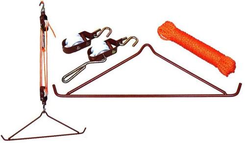 Allen Allen Gambrel And Hoist Kit -
