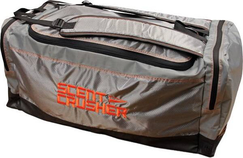 Scentcrusher Scentcrusher Ozone Gear Bag W/ - Backpack Straps and 2ext Pockets
