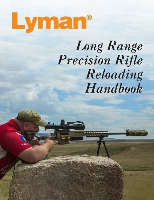 Lyman Lyman Reloading Handbook Long - Range Precision Rifle 132-pgs
