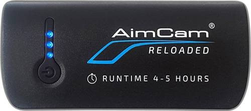 AimCam Aimcam Reloaded Powerpack - W/led Power Indicator