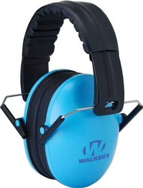 Walkers Walkers Muff Hearing Infant To - Toddler Growband 22db Lt Blue