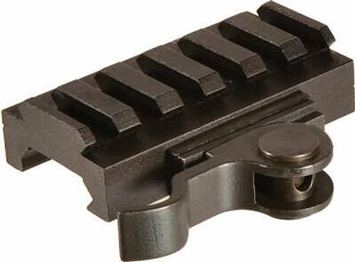 AimShot Aimshot Qr Rail Adapter Qr 60 - Mm Picatinny Rail Low Profile