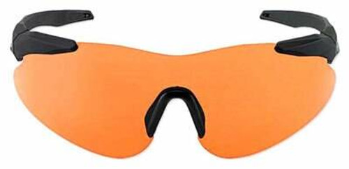 Beretta Beretta Shooting Glasses Oca1 - Orange Lenses/black Frames