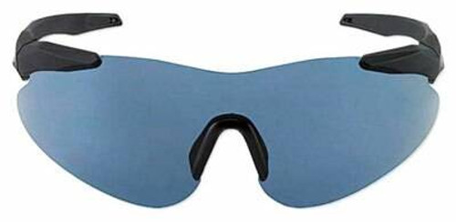 Beretta Beretta Shooting Glasses Oca1 - Blue Smoke Lenses/black Frames