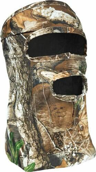 Primos Primos 3/4 Face Mask Stretch - Fit Realtree Edge