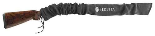 Beretta Beretta Gun Sock W/logo Gray - 52w/vapor Corrosion Inhibitor