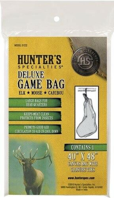 Hunters Specialties Hs Game Hanging Bag Deluxe - Heavy Duty 40x48 Reusable