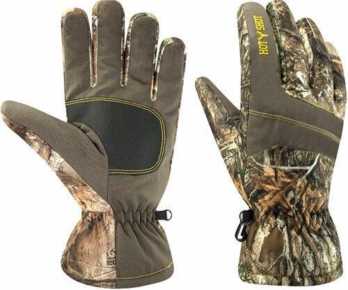 Hot Shot Hot Shot Essentials Glove - Defender Insulated Rt-edge Lg