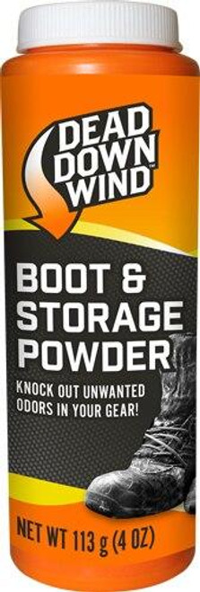 Dead Down Wind Ddw Boot and Storage Powder - E2 3d 4oz Shaker Bottle